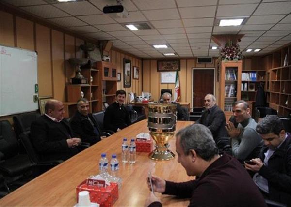 جشن قهرمانی سوپرجام با هماهنگی سازمان لیگ برگزار می گردد
