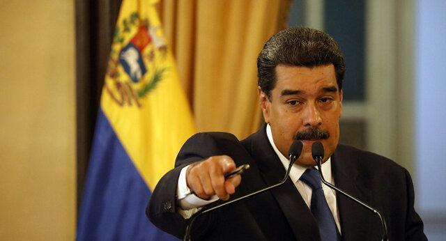 مادورو: 300 تن یاری های روسیه فردا وارد ونزوئلا می گردد