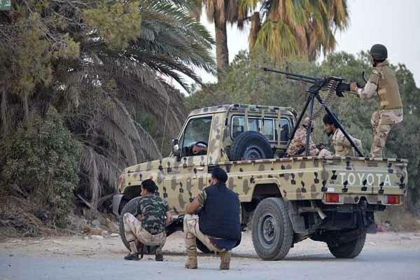 21 کشته و 27 زخمی در درگیری های طرابلس لیبی