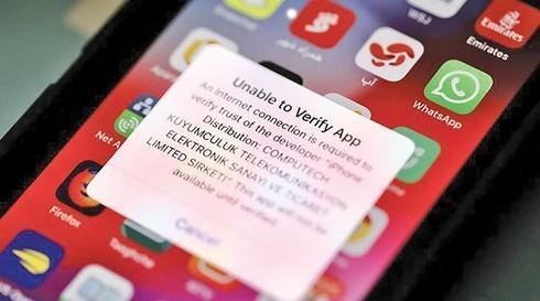 بحران اپلیکیشن های ایرانی در اپ استور با توقف حساب های اینترپرایز ، یک سوم کاربران موبایل تحت تأثیر قرار گرفتند