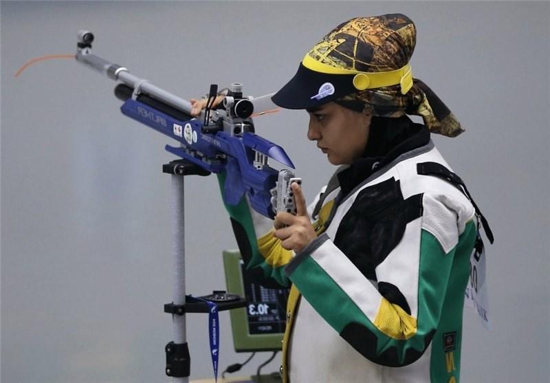 نجمه خدمتی: امیدوارم بهترین نتیجه را در المپیک 2020 توکیو کسب کنم
