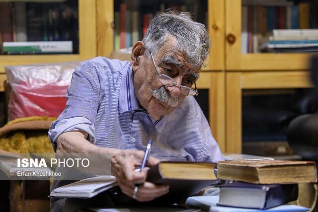 مردی که روزی 30 کیلومتر در تهران راه می رفت