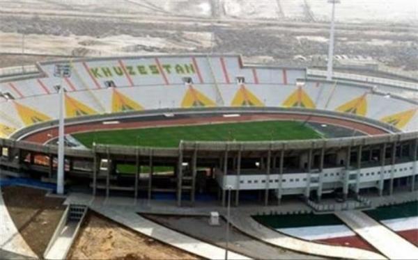 اعلام یک ورزشگاه از هفته چهاردهم لیگ آزادگان