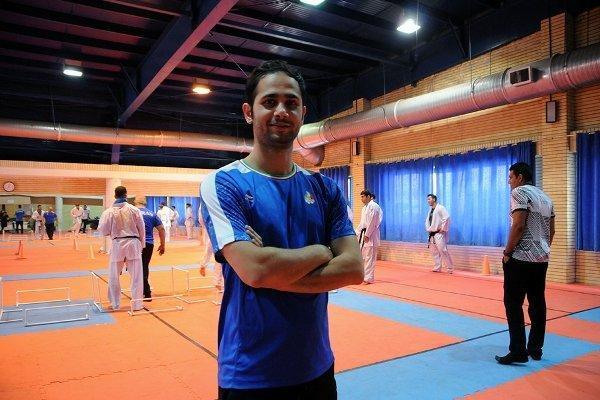 آغاز لیگ جهانی پیغام خوبی برای کاراته دنیاست، سطح رقابت ها بالاست